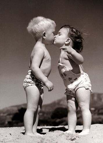 Ах, поцелуй, поцелуй!