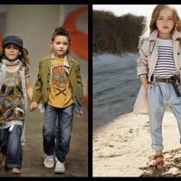 Джинсы - История популярных штанов