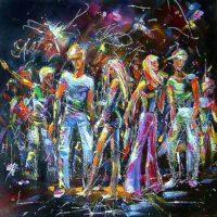 Танцы, музыка. История дискотек