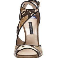 Модные аксессуары весны 2014 - обувь