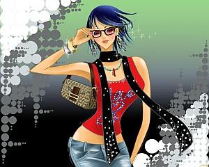 Новые модные словечки для стильной девчонки
