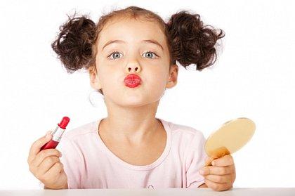 Правильная косметика для девушки - подростка