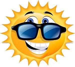 Солнце вредное и полезное