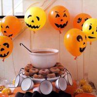 Стильные идеи к Хеллоуину своими руками