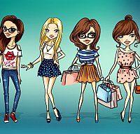 Мода, времена года и цвет одежды